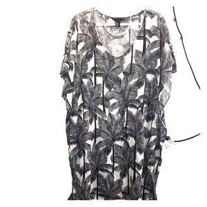 H & M swim cover or tunic